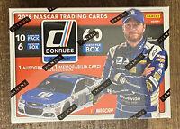 2018 Panini Donruss Racing -- BLASTER BOX --- 1 Auto Or Memorabilia Per Box
