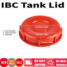 New 275-330 Gallon IBC Tote Tank Cover Lid Cap 163mm For Schutz Mauser