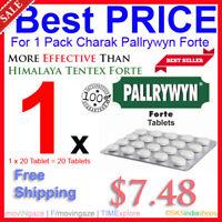 Charak Pallrywyn Forte 20 Tablet More Potent Than Himalaya Tentex Forte Tablets