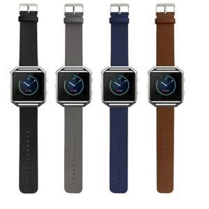 FitBit Blaze Leather Wristband Strap Band Bracelet