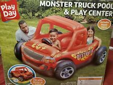 Play Day Monster Truck Pool & Play Center