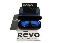 Vintage revo sunglasses blue mirror