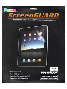 SPC-iPad: Dual Layer Screen Protector for Apple Ipad (No tracking)