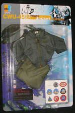 "Dragon Model Modern Pilot 1/6 Scale 12"" CWU-45/P Flight Jacket & bag 71062 LOOSE"