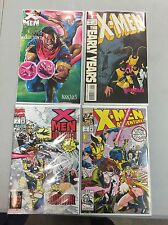 Four Comic Lot XMEN 1 Unlimited Adventures The Early Years ultra Collection VF