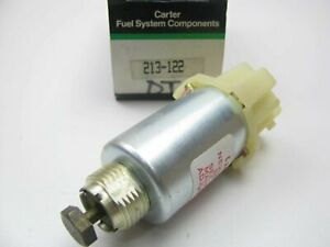 Carter 213-122 Carburetor Idle Stop Solenoid - Replaces OEM GM # 1114444