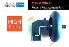 Logitech Wireless Mouse MX518 MX510 G400S G400 scroll wheel roller Repair Part
