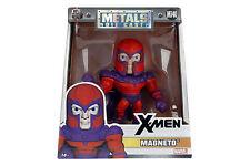 """Jada Metals Diecast 4"""" Figure Marvel X-Men Magneto M140 New Release"""