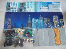 Lego 1349 Studios STEVEN SPIELBERG MOVIEMAKER SET 2 Backdrops No Camera No CD