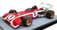 Tecnomodel 1/18 Scale TM18-194D - 1972 Ferrari 312 B2 South Africa GP #5 J.Ickx
