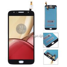 Black Fr Motorola Moto G5S Plus LCD Touch Screen Digitizer Assembly Repair Parts