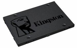 """Kingston A400 120GB 2.5"""" SSD 5 UNIDADES"""
