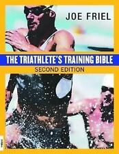 The Triathlete's Training Bible (2nd Edition), Friel, Joe, Good Book