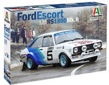 Italeri Ford Escort RS1800 / RS 1800 mk.ii 1:24 Kit construcción modelo Art 3655