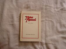 The Motor Manual 35th Edition 2nd Impression 1955