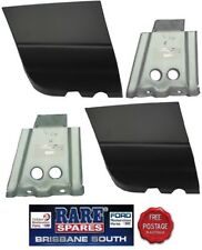 FORD FALCON XD XE XF LEFT & RIGHT HAND FRONT GUARD LOWER INNER & OUTER SECTIONS