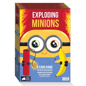 Exploding Minions By Exploding Kittens