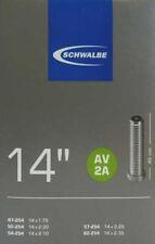 Schwalbe AV 2A Fahrrad Schlauch 14″ //// Ausführung:14x1.75-2.50 47//60-254 AV 40mm