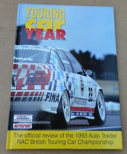 Touring Car Year 93-94 Official Review Auto Trader RAC Touring Car Championship