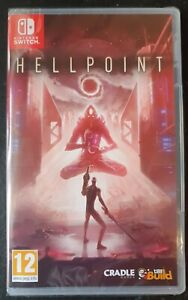 HELLPOINT NINTENDO SWITCH NEW AND SEALED UK