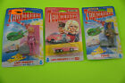 Lady Penelope, Parker, FAB 1 Thunderbirds New on Cards 1994 Matchbox and NICE