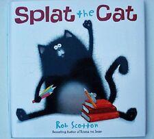Rob Scotton Splat the Cat NEW Book