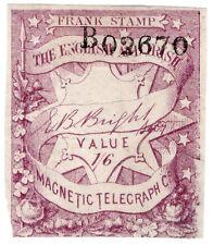 (I.B) English & Irish Magnetic Telegraph Company 1/6d