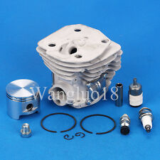 45mm Cylinder Piston Kit For HUSQVARNA 340 346 346XP 350 351 353 ChainSaw