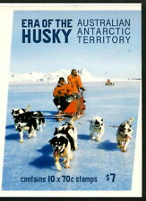 AAT - 2014 'ERA OF THE HUSKY' Self Adhesive Booklet of 10 Mint [B1065]
