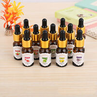 12 Scent 10ml Home Fragrance Pure Essential Oil Set For Air Diffuser Humidifier
