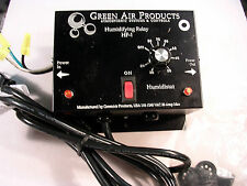Green Air HF-1  High Amperage Relay with Built in Humidifying Humidistat