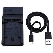 Battery Charger for Sony HDR-TD20V HDR-TD20VE HDR-TD30E HDR-TD30V HDR-TD30VE