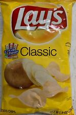 NEW LAYS CLASSIC POTATO CHIPS 8 OZ BAG FREE WORLD WIDE SHIPPING BUY IT NOW