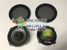 "Phoenix Gold Z5CX Z Series 5.25"" 13cm 130mm Car Door Coaxial Speakers 35w RMS"