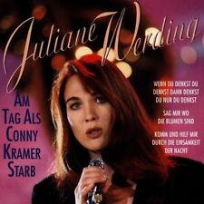 CD Album Juline Werding Am Tag als Conny Cramer starb 90`s BMG Ariola