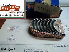 SERIE BRONZINE BIELLA 0,508 FIAT 124 SPORT SPIDER ROD BEARING SET 4150973