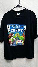 1991-2 Roads We Have Crept Metallica Crew Shirt