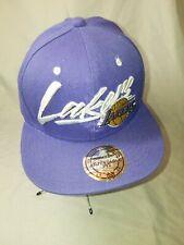 Mitchell & Ness Los Angeles Lakers Hat Cap Snapback Nostalgia