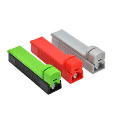1 X Manual Cigarette Tobacco Injector Rolling Machine single tube filling Roller
