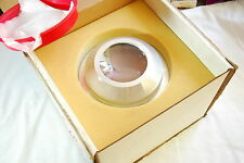 Melles Griot P/N: 38350 Scan Lens ? 148mm (Front Clear View) Silver