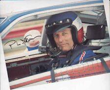 1985 NISSAN 300ZX TURBO US Post Card - PAUL NEWMAN SPORTS CAR CHAMPION 300 ZX