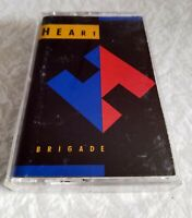 Brigade by Heart Cassette Tape April 1990 Capitol