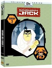 SAMURAI JACK: SEASON 3 (Keone Young) - DVD - Region 1
