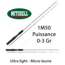 Canne Micro Leurre Mitchell Mag-Pro R UL Spin 152