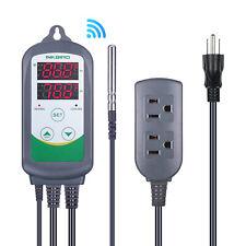 Inkbird Digital Pre-wired Thermostat Temperature Controller ITC-308 WIFI Brew US