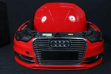 Audi A3 8V Sportback S-LINE Front Bumper Full LED Headlights Bonnet