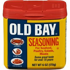 McCormick Old Bay Seasoning - 6 Oz - 1 Pack