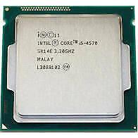 Intel Core i5-3550S  SR03P  3.00GHz Processor CPU CPU 5