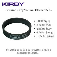 Kirby Vacuum Belt Genuine Part# 301291 (Fits Kirby Generation, Sentria & Ult G)