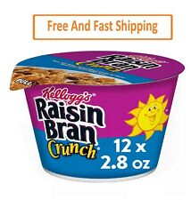 New listing Raisin Bran Cups 12 Count